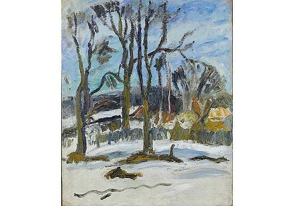 Пейзаж. Зима
