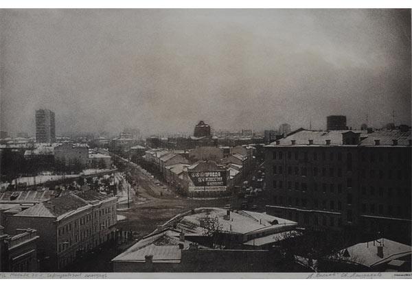 Sukharevskaya square