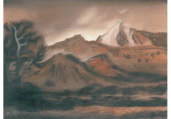 Южные горы