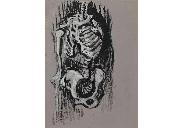 (Русский) Скелет