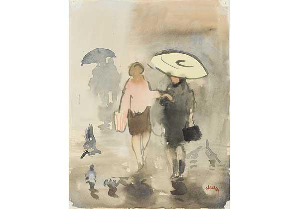 (Русский) Дождь