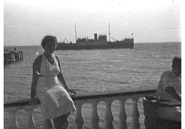 на черном море