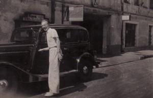Арсений Шульц. 1929 - 1931