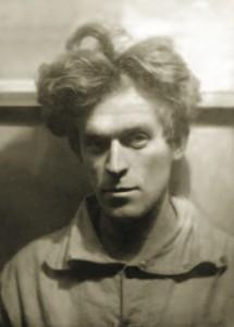 Борис Чернышёв – студент первого курса Вхутеина. 1928–1929
